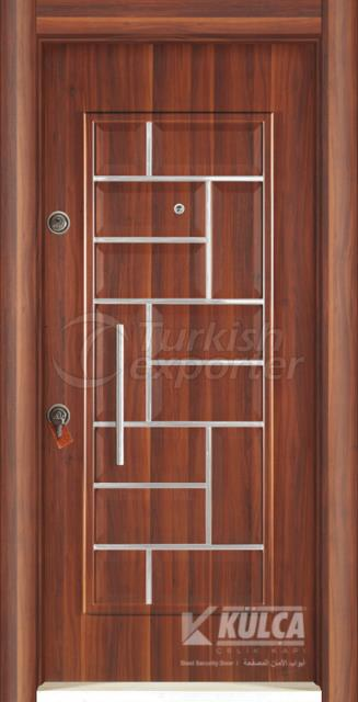 Z-9071 (Exclusive Steel Door)